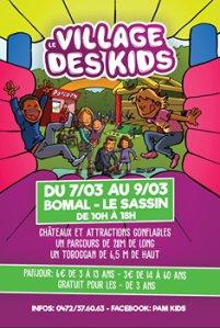 1e editie 'Village des Kids'
