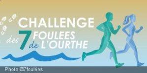 Challenge des 7 foulées de l'Ourth