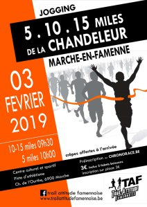 Jogging de la Chandeleur