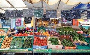 Wekelijkse markt van lokale en ambachtelijke producten