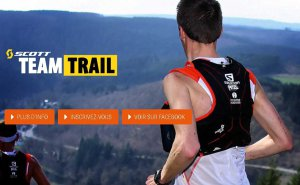 De Scott Team Trail