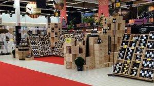 9de beurs van Franse wijnmakers