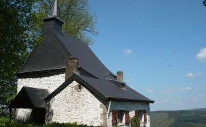Kluizenaarswoning en kapel van Saint-Thibaut