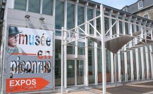 Het museum 'En Piconrue'