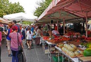 Wekelijkse markt