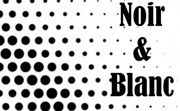 Tentoonstelling Noir & Blanc