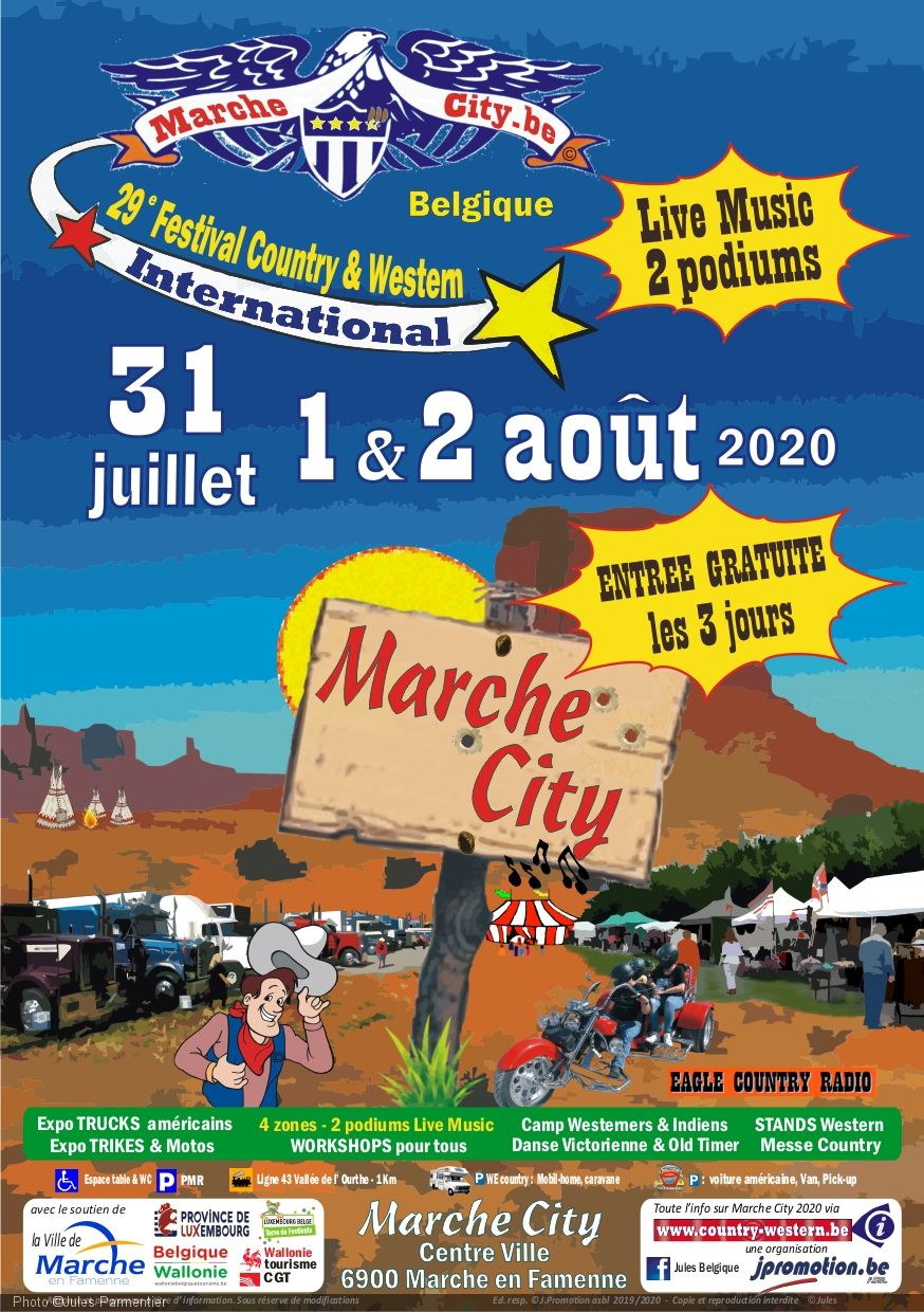Country & Western festival