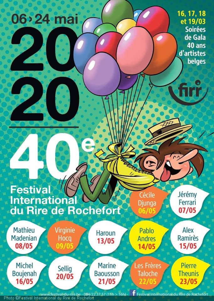 40ste Internationaal lachfestival